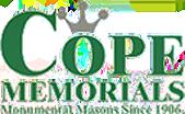 Cope Memorials